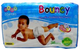 Diapers Review: Bouncy